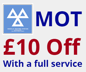 MOT Discount- 1st 4 Garage Services MOT Testing While You Wait In Dagenham